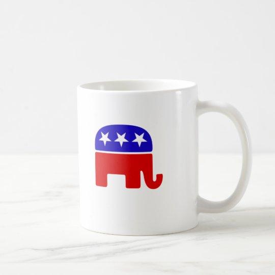 Right Side Drinker Coffee Mug