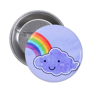 Right side of the rainbow pinback buttons
