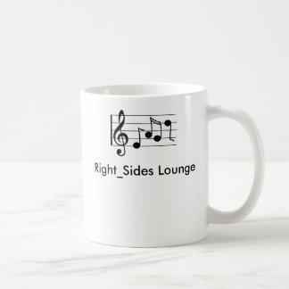Right_Sides Lounge Coffee Mug
