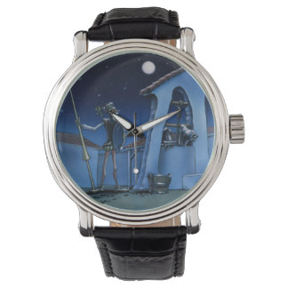 Right time? No impossible dream by @QUIXOTEdotTV Wrist Watch