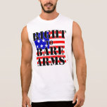RIGHT TO BARE ARMS SLEEVELESS SHIRT