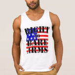 RIGHT TO BARE ARMS TANK TOP