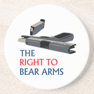 Right To Bear Arms Coaster