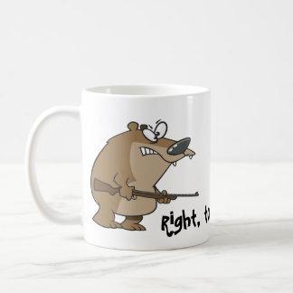 Right to Bear Arms Coffee Mug