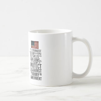 Right To Bear Arms Classic White Coffee Mug