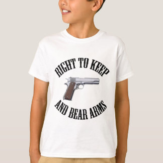 Right To Keep And Bear Arms 1911 T-Shirt