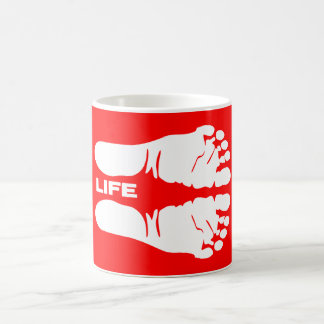 Right to Life! Classic White Coffee Mug