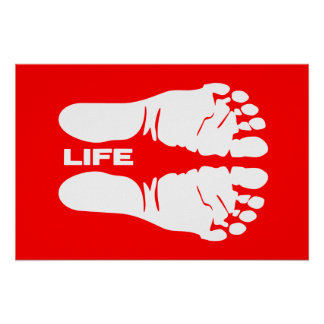 Right To Life! Print