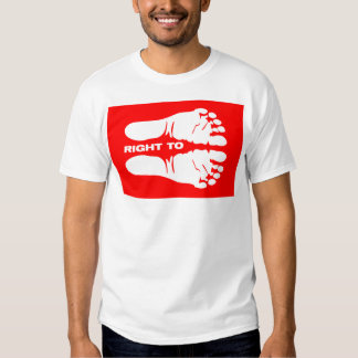 Right To Life! T Shirt