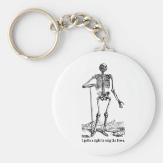 Right to Sing Keychain