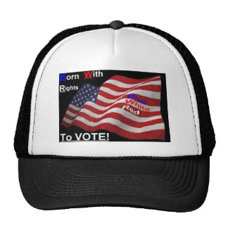 Right to vote Hat