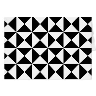 Right Triangle Tessellation Pattern Cards