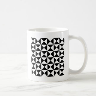 Right Triangle Tessellation Pattern Coffee Mug