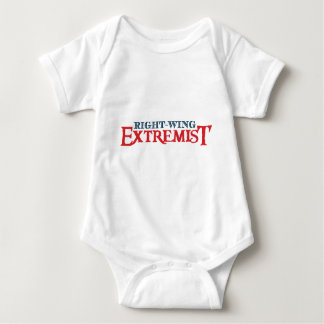 Right-Wing Extremist Baby Bodysuit