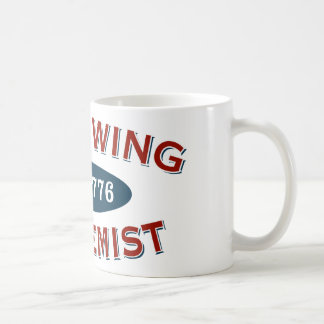 Right-Wing Extremist Est 1776 Coffee Mug