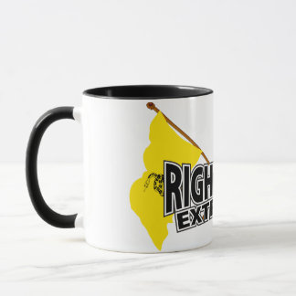 Right Wing Extremist Flags Mug