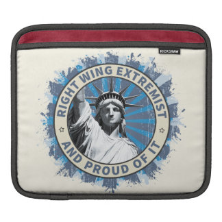 Right Wing Extremist Sleeve For iPads