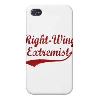 Right Wing Extremist iPhone 4/4S Covers