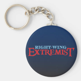 Right-Wing Extremist Keychain