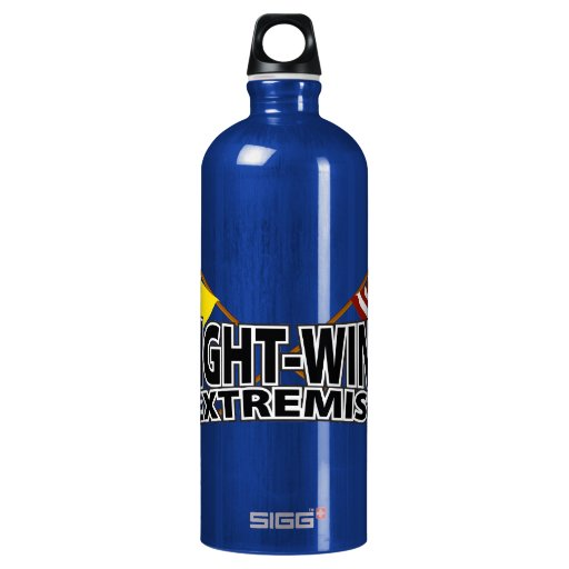 Right Wing Extremist Liberty Bottle SIGG Traveler 1.0L Water Bottle