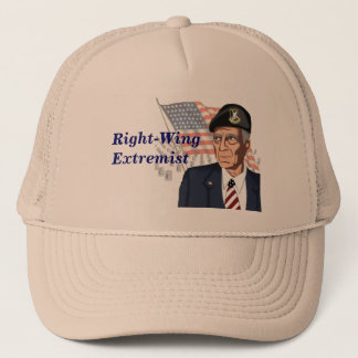 Right-Wing Extremist Trucker Hat