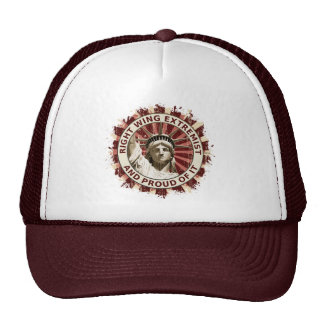 Right Wing Extremist Trucker Hat