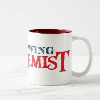 Right-Wing Extremist Two-Tone Coffee Mug