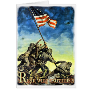 Right Wing Extremists Card