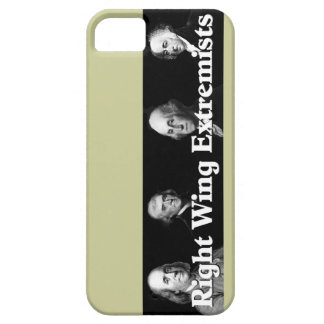 Right Wing Extremists! iPhone 5 Cover