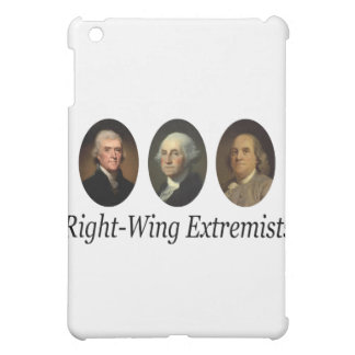 Right-Wing Extremists iPad Mini Cover