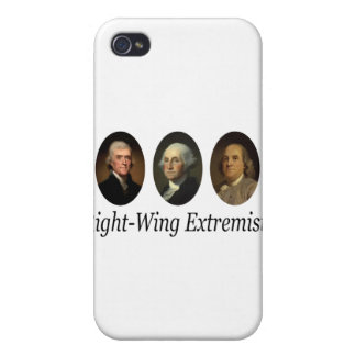 Right-Wing Extremists iPhone 4/4S Cover