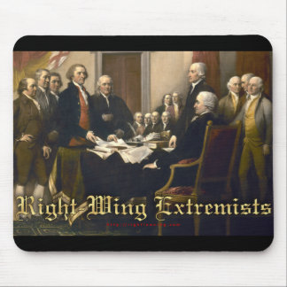 Right-Wing Extremists Mouse Pad