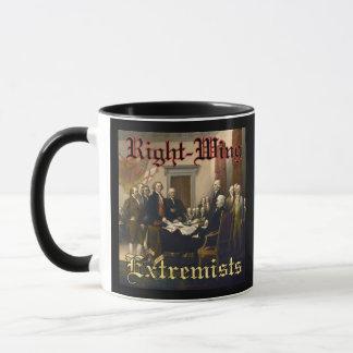Right-Wing Extremists Mug