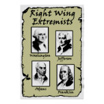 Right Wing Extremists Poster