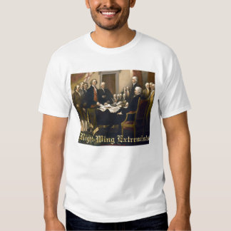 Right-Wing Extremists T Shirt