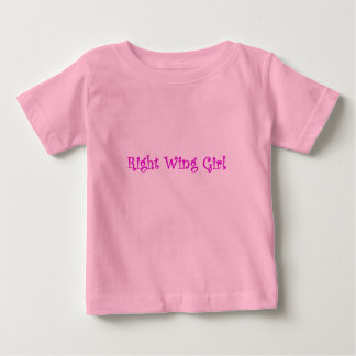 Right Wing Girl T Shirt