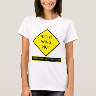Right Wing Nut T-Shirt