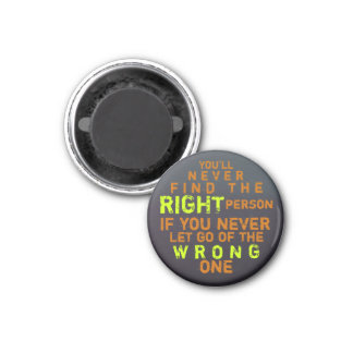 RIGHT & WRONG ~ Magnet Truism