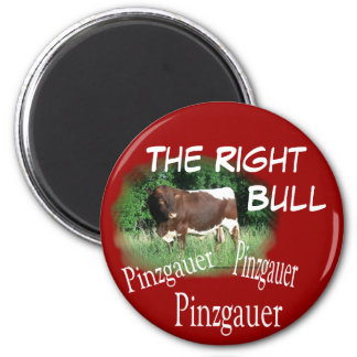 RightBullChnt-personalizar Imanes