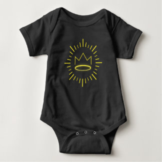 Righteous King baby bodysuit