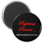 Righteous Perverts Gear Magnets
