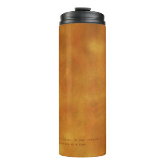 """""""Righteous"""" Stainless Steel Tumbler"""
