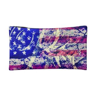 RightOn America Cosmetic Bag