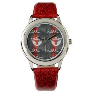 RightOn Kings and Queens Wristwatch