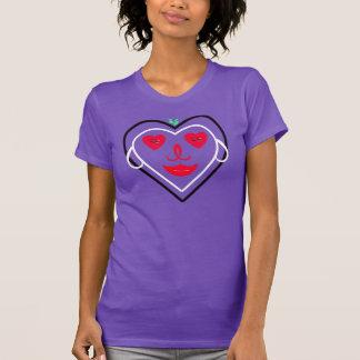 RightOn Smiley Heart T-Shirt