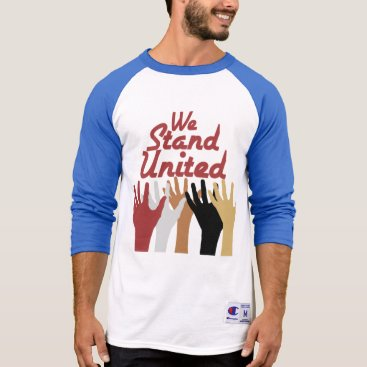 USA Themed RightOn We Stay United T-Shirt