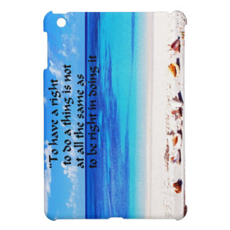 Rights and responsibilities of an American iPad Mini Covers