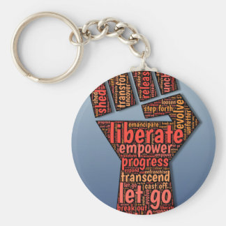 Rights Keychain