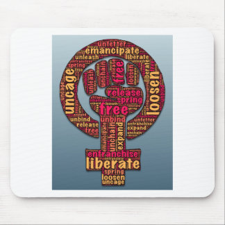 Rights Mouse Pad