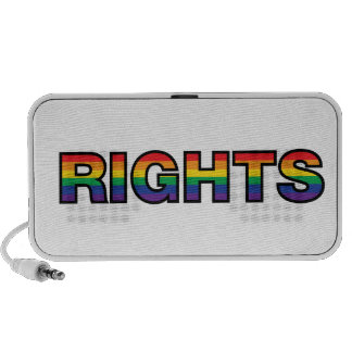 RIGHTS PC SPEAKERS